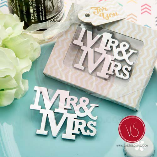 "LEMBSD4686 – Abre garrafas ""MR & MRS"""
